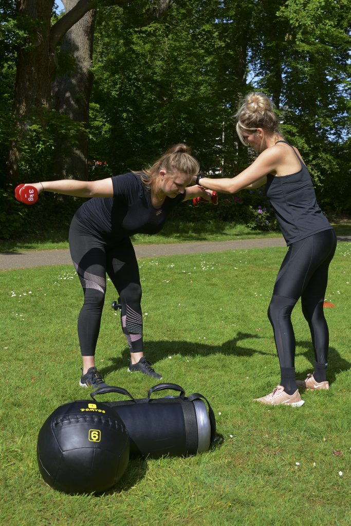 Personal training | Claudia de Loor Lifestyle