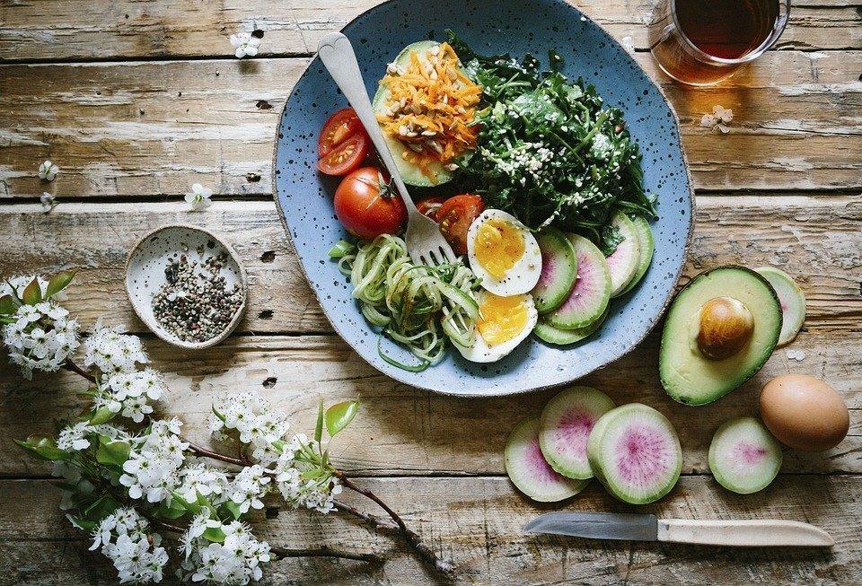 Salade   Voeding