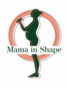 Mama In Shape Sublogo | Claudia de Loor Lifestyle