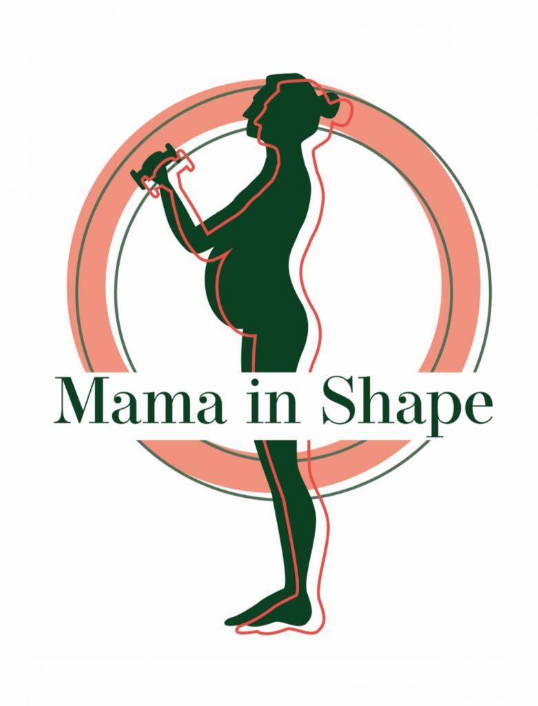 Mama In Shape Sublogo | Claudia de Loor Lifestyle