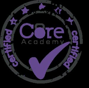 Logo Core Academy   Claudia de Loor Lifestyle